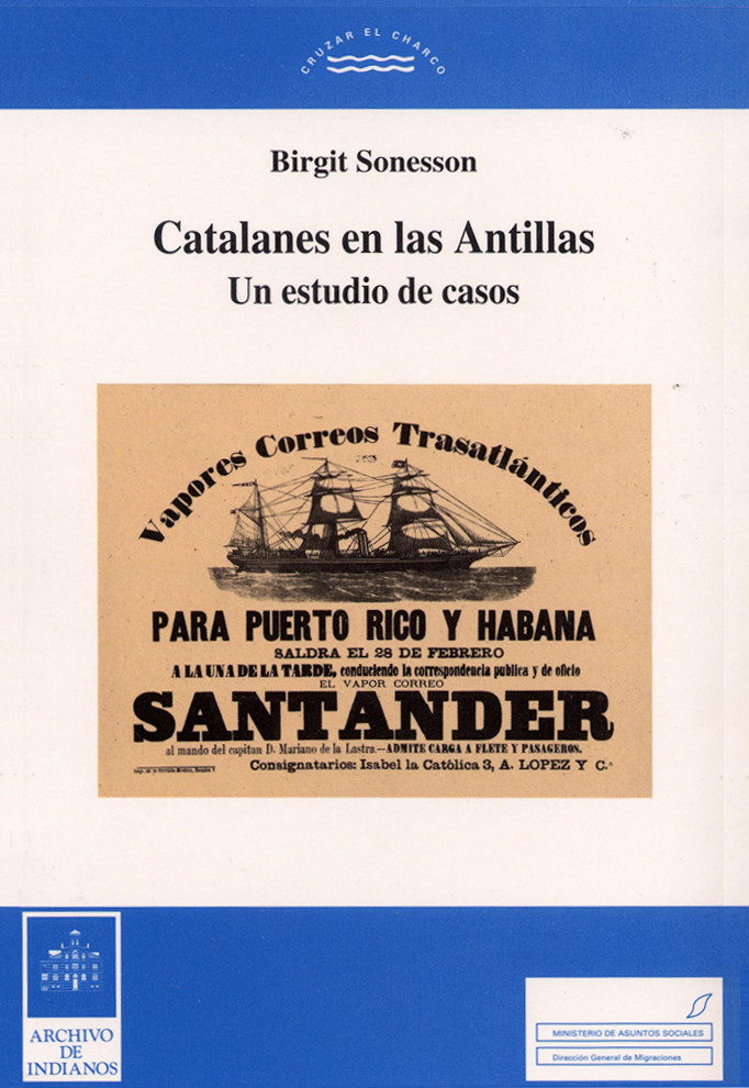 Catalanes en Las Antillas